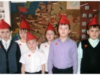 Урок мужества «Служим России»