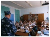 В школе прошел «День безопасности»